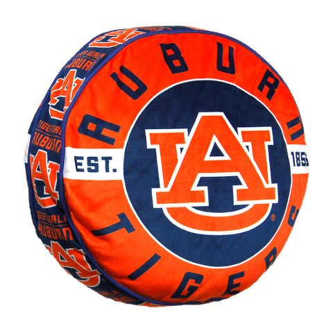 NCAA Auburn Tigers Cloud Travel Pillow - Bed, Bath, And My Team