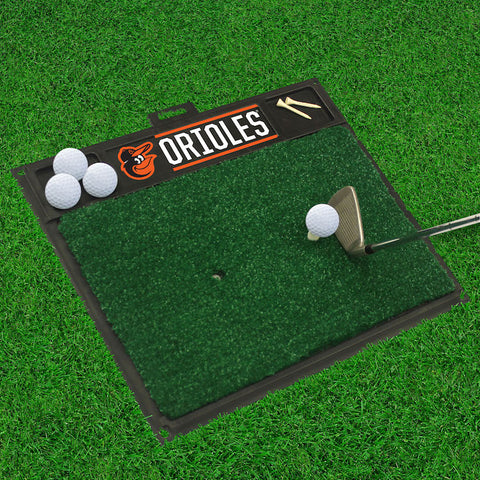 MLB Baltimore Orioles Golf Hitting Mat - Bed, Bath, And My Team