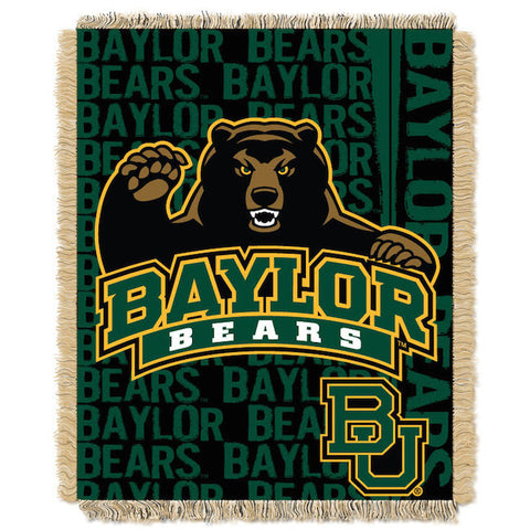 NCAA Baylor Bears Woven Decorative Tapestry - Bed, Bath, And My Team