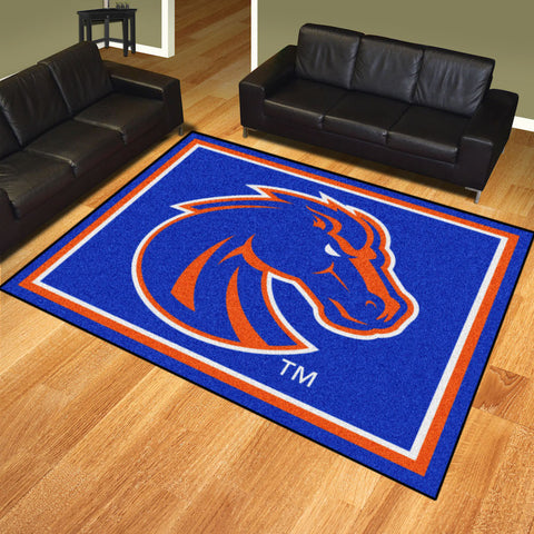 NCAA Boise State Broncos 8 X 10 Ft. Area Rug - Bed, Bath, And My Team
