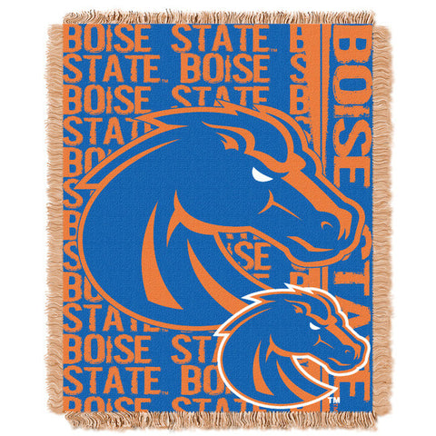 NCAA Boise State Broncos Woven Decorative Tapestry - Bed, Bath, And My Team