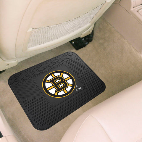 NHL Boston Bruins Small Utility Mat - Bed, Bath, And My Team