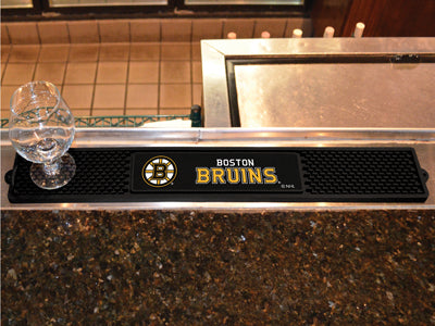 Boston Bruins Bar Drink Mat