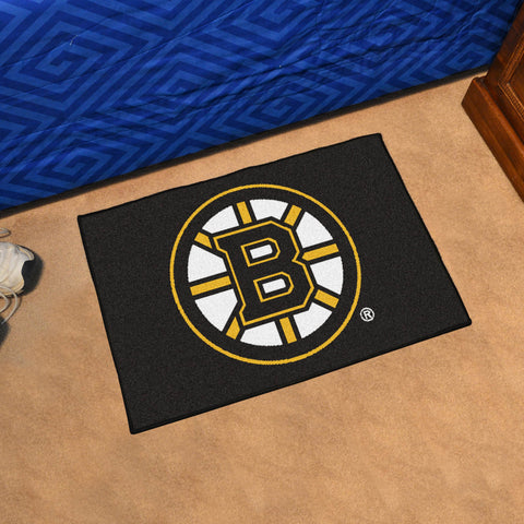 NHL Boston Bruins STARTER Rug - Bed, Bath, And My Team