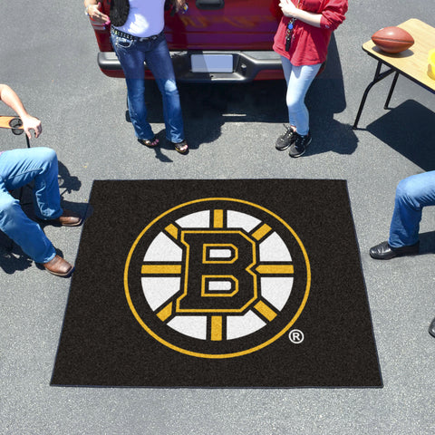 NHL Boston Bruins TAILGATER Mat - Bed, Bath, And My Team