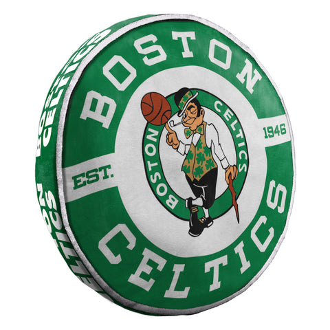 NBA Boston Celtics Cloud Travel Pillow - Bed, Bath, And My Team