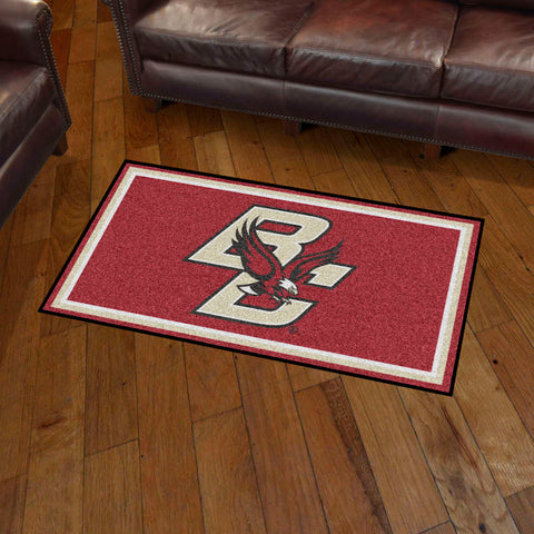 NCAA Boston College Eagles 3 X 5 Ft. Plush Area Rug - Bed, Bath, And My Team
