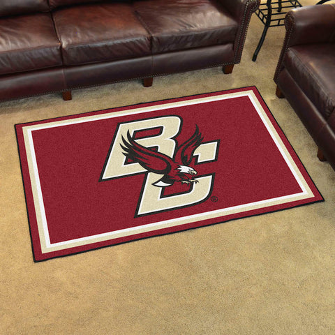 NCAA Boston College Eagles 4 X 6 Ft. Area Rug - Bed, Bath, And My Team