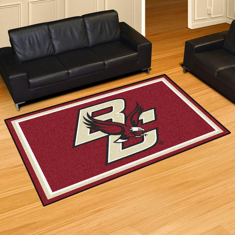 NCAA Boston College Eagles 5 X 8 Ft. Area Rug - Bed, Bath, And My Team