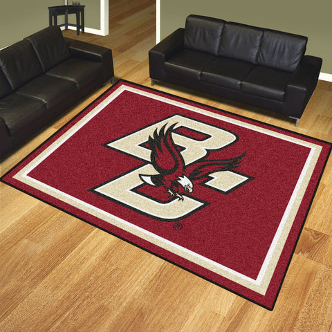 NCAA Boston College Eagles 8 X 10 Ft. Area Rug - Bed, Bath, And My Team
