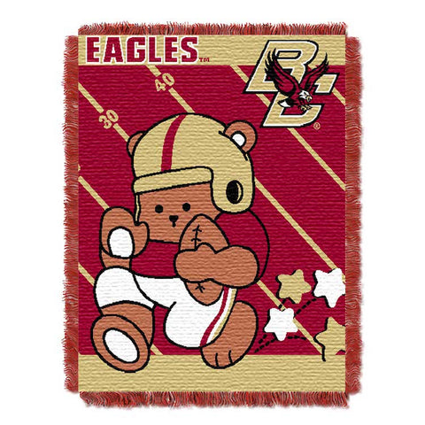 NCAA Boston College Eagles Baby Blanket - Bed, Bath, And My Team