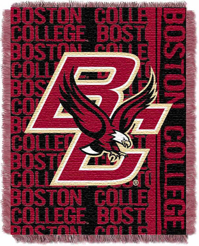 NCAA Boston College Eagles Woven Decorative Tapestry - Bed, Bath, And My Team