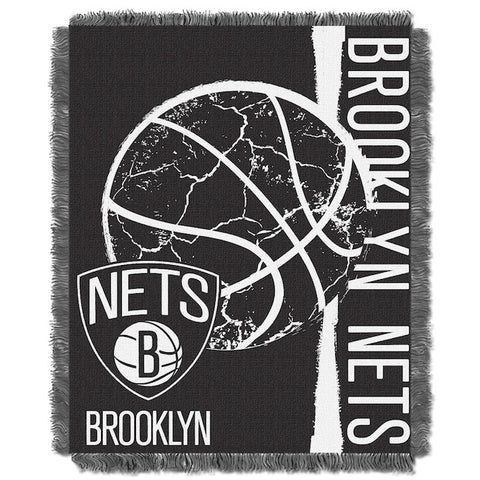NBA Brooklyn Nets Woven Decorative Tapestry - Bed, Bath, And My Team