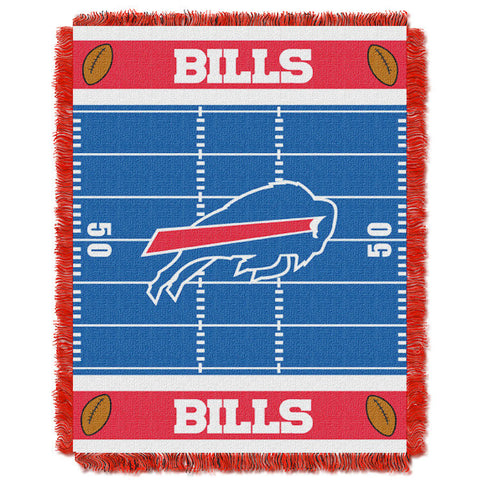 Buffalo Bills Baby Blanket