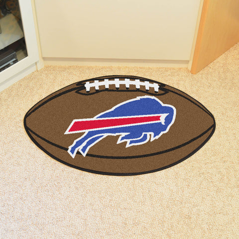 Buffalo Bills Football Mat