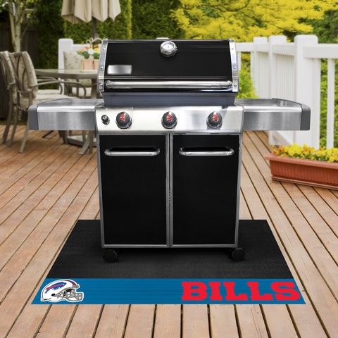 Buffalo Bills Grill Mat