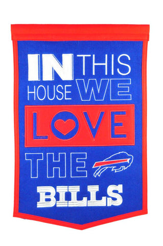 Buffalo Bills Home Banner
