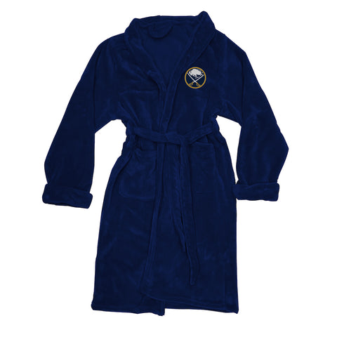 Buffalo Sabres Bath Robe Mens Large