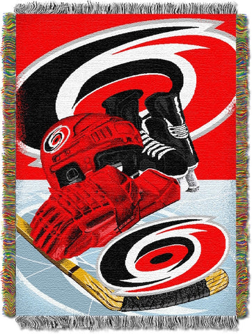 Carolina Hurricanes Home Field Advantage Tapestry