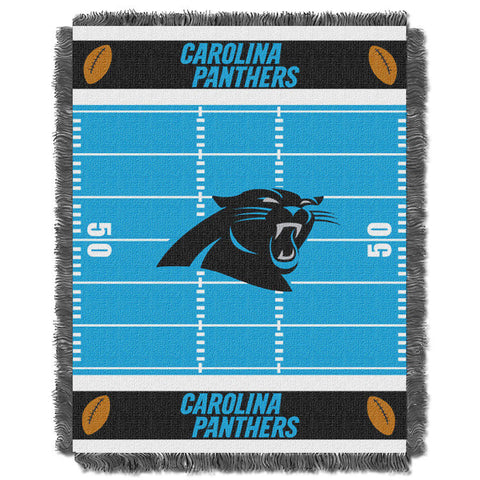 Carolina Panthers Baby Blanket