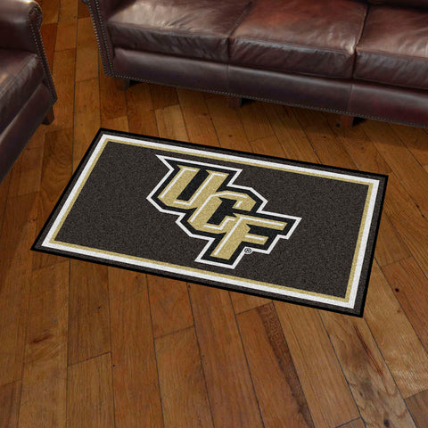 NCAA Central Florida Knights 3 X 5 Ft. Plush Area Rug - Bed, Bath, And My Team