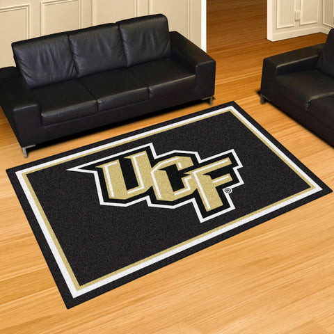 NCAA Central Florida Knights 5 X 8 Ft. Area Rug - Bed, Bath, And My Team