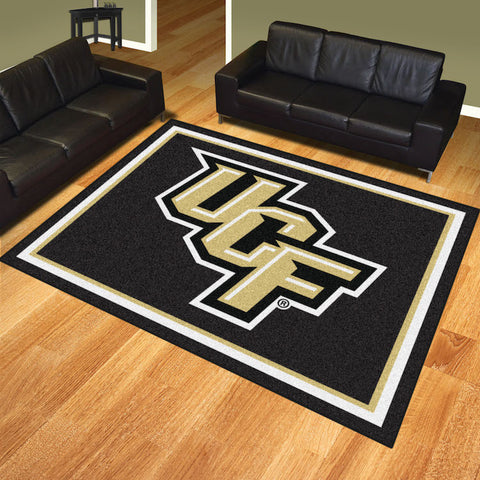 NCAA Central Florida Knights 8 X 10 Ft. Area Rug - Bed, Bath, And My Team