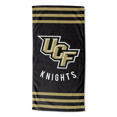 NCAA Central Florida Knights Beach Towel - Bed, Bath, And My Team