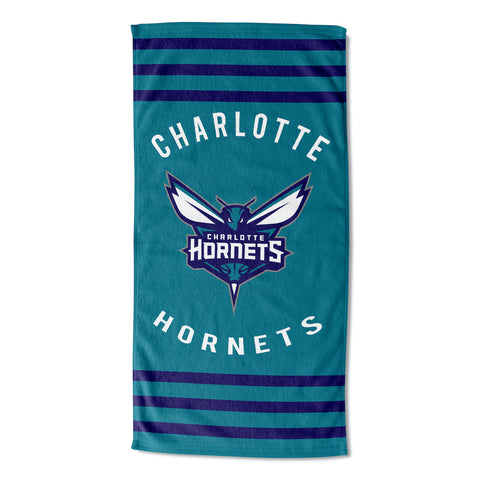 NBA Charlotte Hornets Beach Towel - Bed, Bath, And My Team