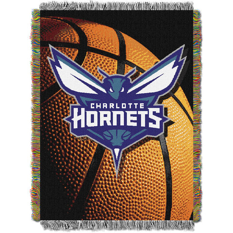 NBA Charlotte Hornets PHOTO REAL Tapestry - Bed, Bath, And My Team