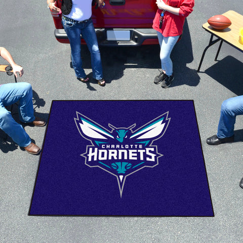 NBA Charlotte Hornets TAILGATER Mat - Bed, Bath, And My Team
