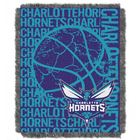 NBA Charlotte Hornets Woven Decorative Tapestry - Bed, Bath, And My Team