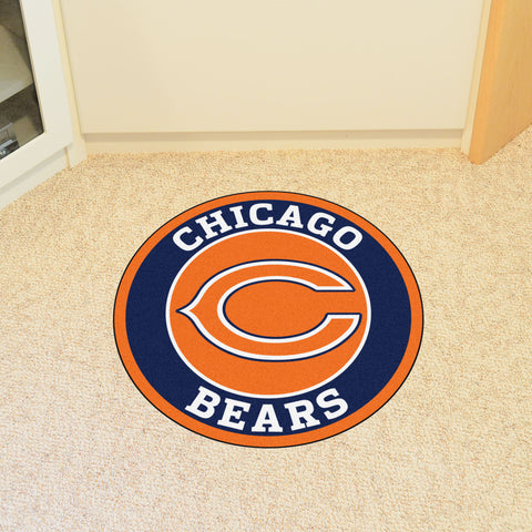 Chicago Bears Roundel Mat