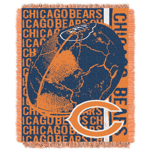 Chicago Bears Woven Tapestry