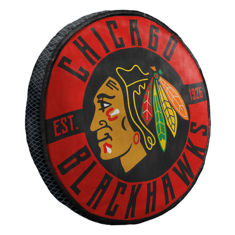 Chicago Blackhawks Cloud Pillow