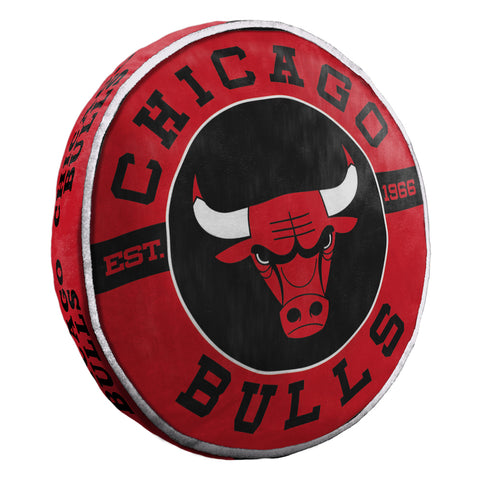 NBA Chicago Bulls Cloud Travel Pillow - Bed, Bath, And My Team