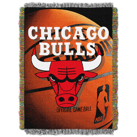 NBA Chicago Bulls PHOTO REAL Tapestry - Bed, Bath, And My Team