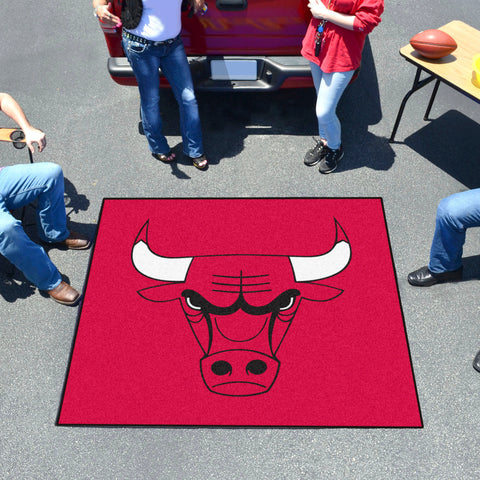 NBA Chicago Bulls TAILGATER Mat - Bed, Bath, And My Team