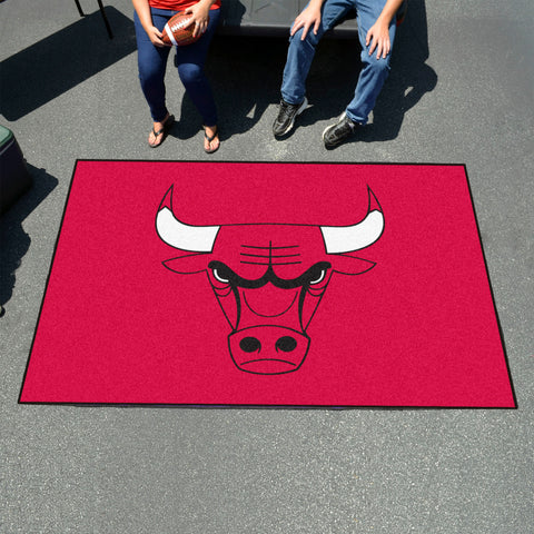 NBA Chicago Bulls UTILI-MAT Area Rug - Bed, Bath, And My Team