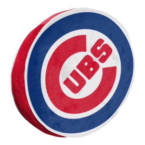 MLB Chicago Cubs Cloud Travel Pillow - Bed, Bath, And My Team