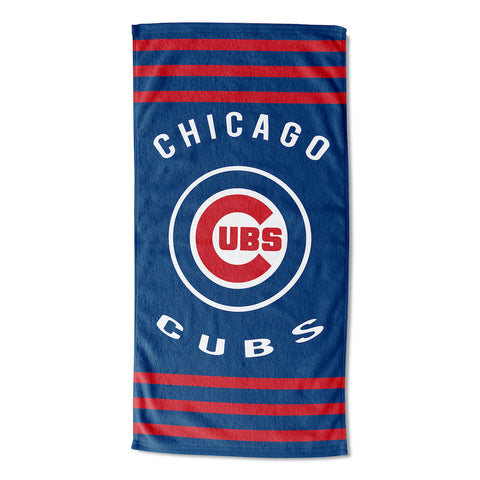 MLB Chicago Cubs Beach Towel - Bed, Bath, And My Team