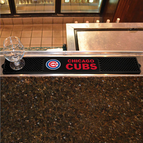 MLB Chicago Cubs Bar and Drink Mat - Bed, Bath, And My Team
