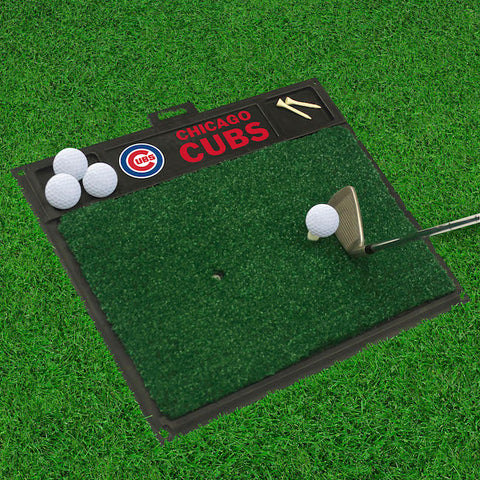 MLB Chicago Cubs Golf Hitting Mat - Bed, Bath, And My Team
