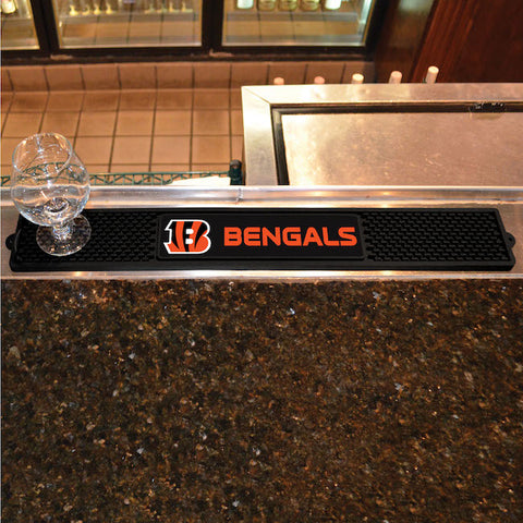 Cincinnati Bengals Bar Drink Mat