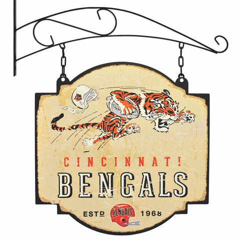 Cincinnati Bengals Tavern Sign