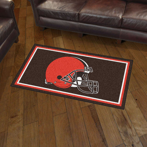 Cleveland Browns 3 x 5 area rug