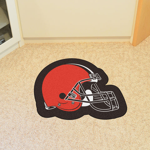 NFL Cleveland Browns Mascot Mat - Bed, Bath, And My Team