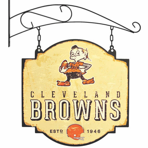 NFL Cleveland Browns Tavern Sign - Bed, Bath, And My Team