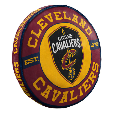 NBA Cleveland Cavaliers Cloud Travel Pillow - Bed, Bath, And My Team