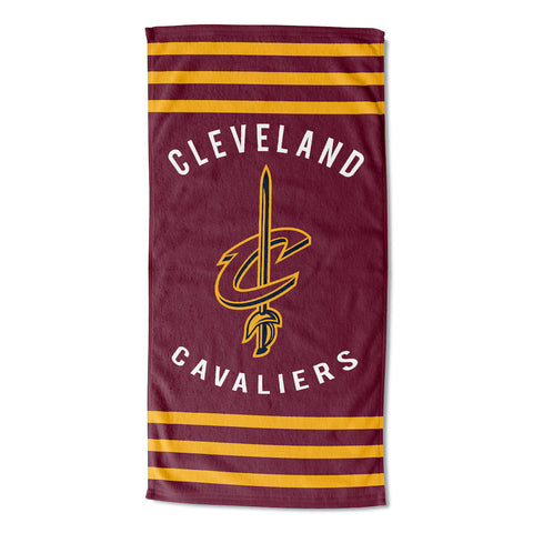 NBA Cleveland Cavaliers Beach Towel - Bed, Bath, And My Team